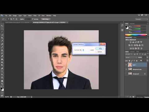Adobe Photoshop CS6 Face Swap Tutorial | RealFlame