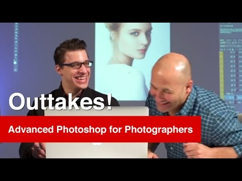 The Funny Moments – Advanced Photoshop For Photographers.